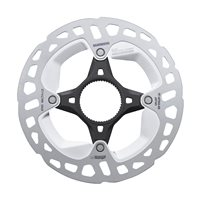 Shimano RT-MT800 Ice Tech Disc Rotor with Lockring