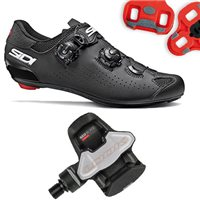 Sidi Shoe & Look Pedal Combination