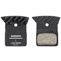 Shimano L03A Road Disc Brake Pads With Ice Tech Fin - Resin