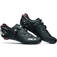 Sidi Wire 2 Carbon Road Cycling Shoes - Matt Black