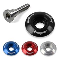 Hope Anodized Alloy Headset Cap And Bolt