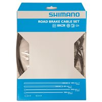 Shimano SLR Road Brake Cable Set - PTFE Stainless Inner Cables