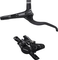Shimano BR-MT400 / BL-Mt401 Pre Bled Brake Lever & Post Mount Caliper
