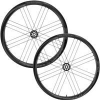 Campagnolo Shamal Carbon Disc 2-Way Tubeless Wheelset