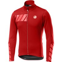 Castelli Raddoppia 2 Jacket - Red