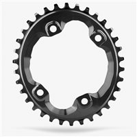 absoluteBLACK MTB Oval Narrow Wide Chainring For 96 BCD Cranks - MT8000