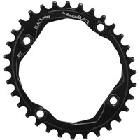 absoluteBLACK MTB Oval Narrow Wide Chainring For 104 BCD Cranks
