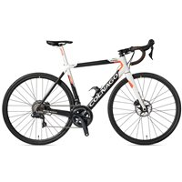 Colnago E64 Carbon E-Bike - Black, White & Orange