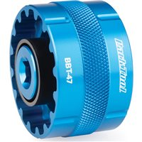 Park Tool BBT-47 Bottom Bracket Tool - T47 16 Notch 52.2mm/12 Notch 50.4mm