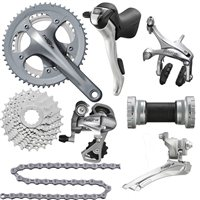 Shimano Tiagra 4600 10 Speed Groupset