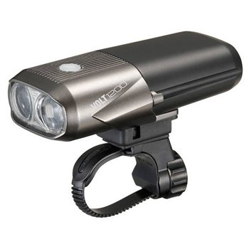 Cateye Volt 1200 Front USB Rechargeable Light  - 1200 Lumen  - Click to view a larger image