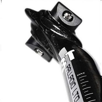3T Palladio Ltd Seatpost with Setback  - Click to view a larger image