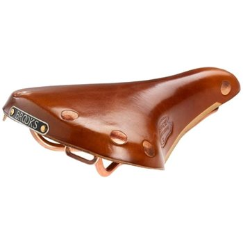 Brooks Professional S Ladies Comfort Saddle  - Click to view a larger image