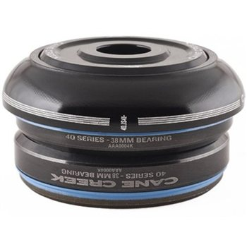 Cane Creek 40-Series Integrated Headset - 1 Inch Short Stack  - Click to view a larger image