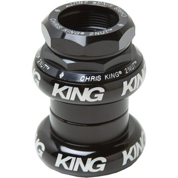 4f863ec82285bb Chris King 2NUT Threaded Headset - 1 Inch - Click to view a larger image