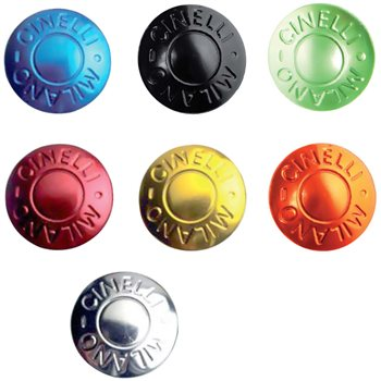 Cinelli Milano Bar End Plugs  - Click to view a larger image