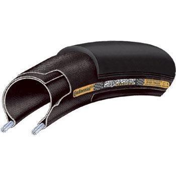 Continental Gran Prix Supersonic Clincher Tire - Black Chili