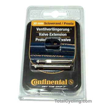 Continental Valve Extension Twin Pack  - Click to view a larger image