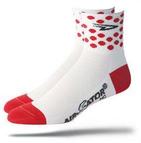 Defeet Air-E-Ator Polka Dot Sock