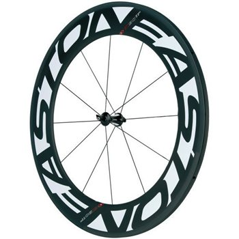 Easton EC90 TT 90mm Time Trial/ Triathlon Front Tubular Wheel  - Click to view a larger image