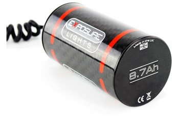 EXPOSURE Support Cell - 8.7mAh  - Click to view a larger image