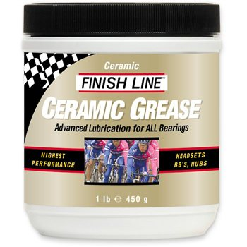 Finish Line Ceramic Grease - 450g  - Click to view a larger image
