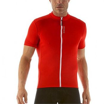 Giordana Fusion A791 Jersey - Red  - Click to view a larger image