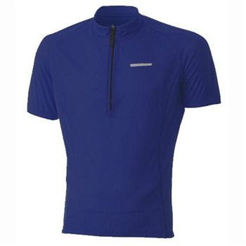 Giordana Solid Line A478 Jersey - Blue  - Click to view a larger image