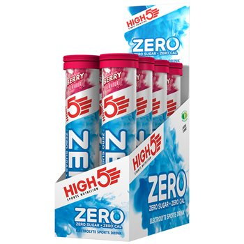 High 5 Zero Hydration Tablets - 20 Tablets