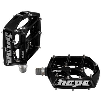 Hope F20 Flat Pedals  - Click to view a larger image