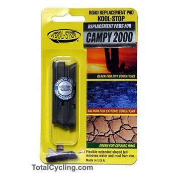 Kool Stop Brake Pad Inserts For Carbon Rims - Campagnolo  - Click to view a larger image