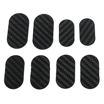 Lizard Skins Carbon Leather Frame Patches  - Click to view a larger image