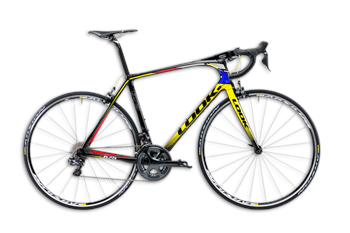Look 2015 675 Light Proteam Frame   - Click to view a larger image