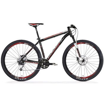 Merida Big Nine TFS 500 29er Hardtail - Black/ Red/ White  - Click to view a larger image