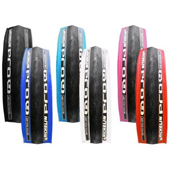 Michelin Pro 4 Race Clincher Tire - 23mm  - Click to view a larger image