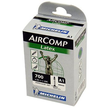 Michelin Aircomp Latex Inner Tube  - Click to view a larger image