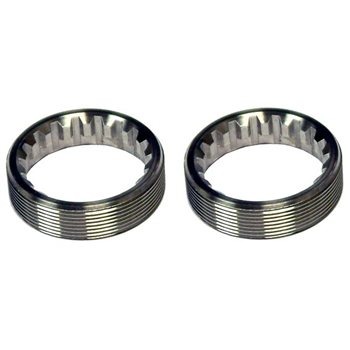 Bottom Bracket Cups - Stainless Steel - English Thread