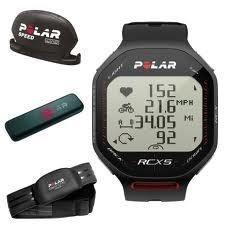 Polar RCX5 GPS Enabled Bicycle Computer