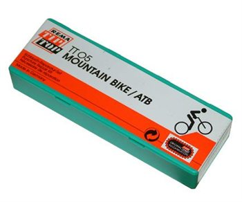 Rema Tip Top TT05 MTB Puncture Repair Kit + Tire Levers  - Click to view a larger image