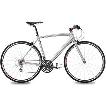 Ridgeback Advance 3.0 Fast Commuting Bike - Matte Silver  - Click to view a larger image