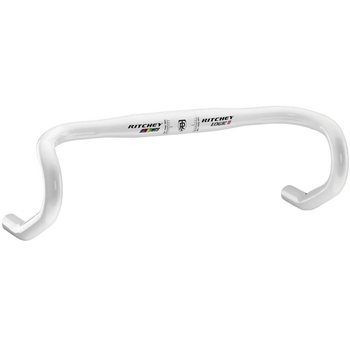 Ritchey WCS Logic II Road Handlebars - 31.8mm Wet White  - Click to view a larger image