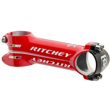 Ritchey WCS 4 Axis Oversize Stem - 31.8mm Wet Red  - Click to view a larger image
