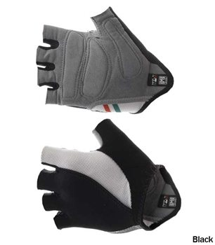 Santini Hook Gel Track Mitts  - Click to view a larger image