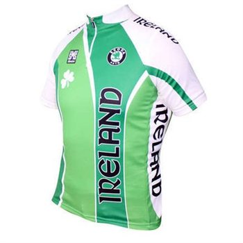 Santini Ireland Team Jersey - 2011  - Click to view a larger image