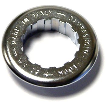 gobike88 TOKEN Lock Ring for Campagnolo Cassette 12T 020 Silver