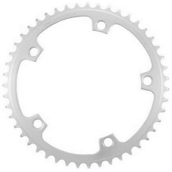 Campagnolo Record Pista 1/8 Track Chainring - 144 BCD  - Click to view a larger image