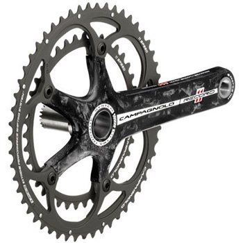 Campagnolo Record 11sp 39/53 Crankset - 2014  - Click to view a larger image