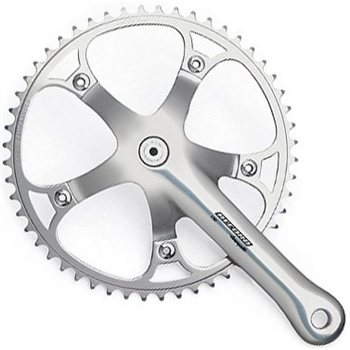 Campagnolo Record Pista Track Crankset  - Click to view a larger image
