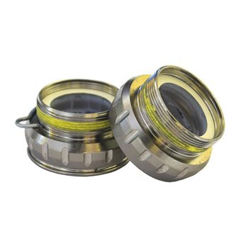 Campagnolo Record Ultra-Torque Bottom Bracket Cups  - Click to view a larger image