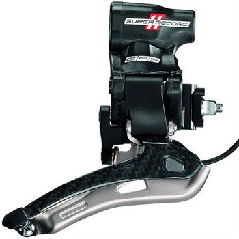 Campagnolo Super Record EPS Front Derailleur  - Click to view a larger image